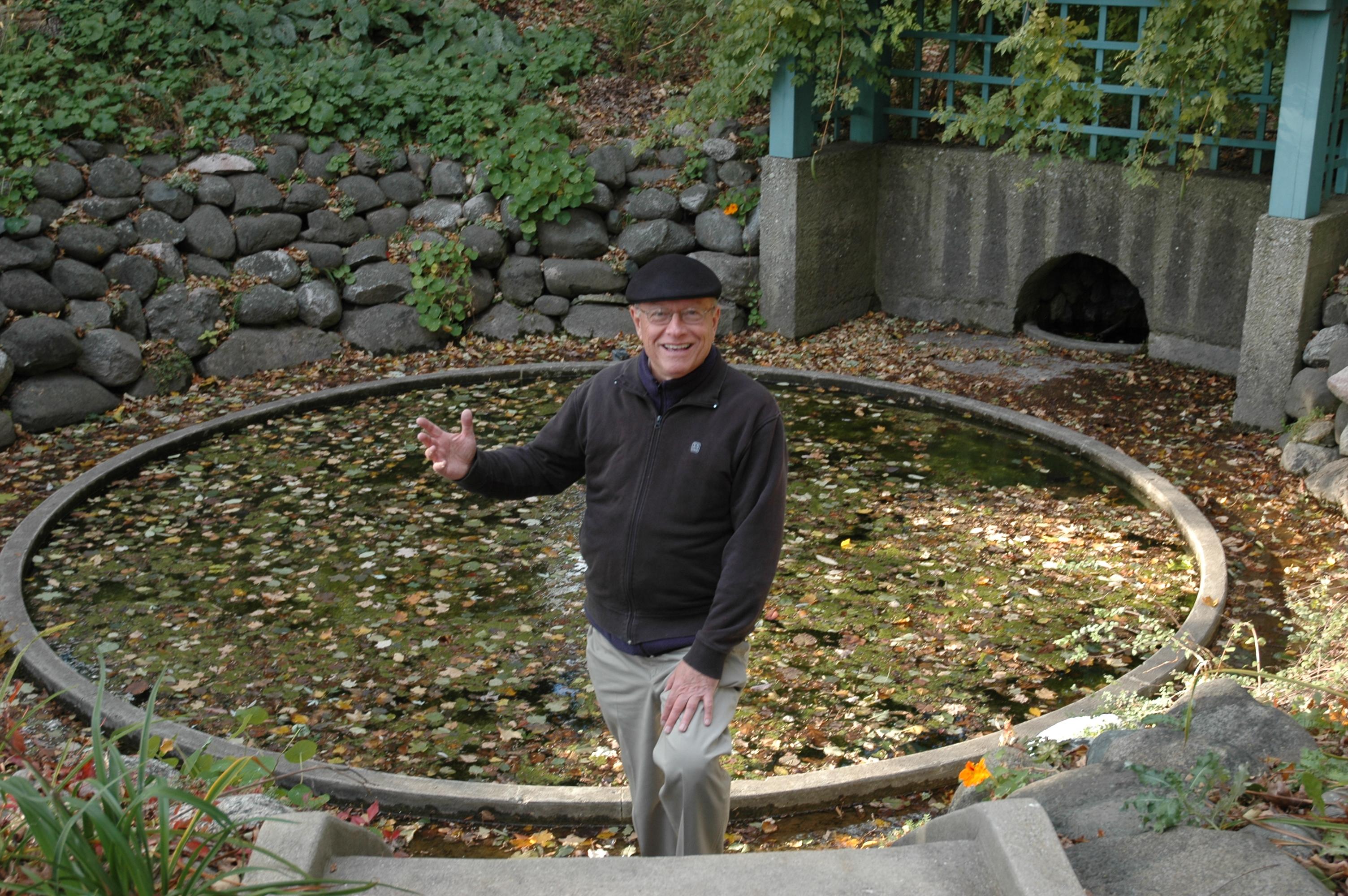 Ron in Lake Geneva