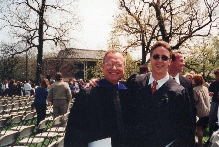 LFC Graduation 1998