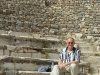 Ron in Turkey at Ephesus